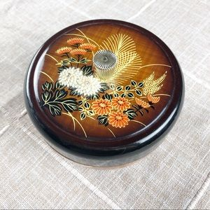 Other - Vintage Japanese Lacquer Bowl